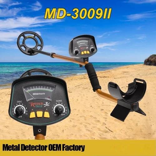 Detector de metal detector de diamantes y oro buscando máquina profesional escáner...