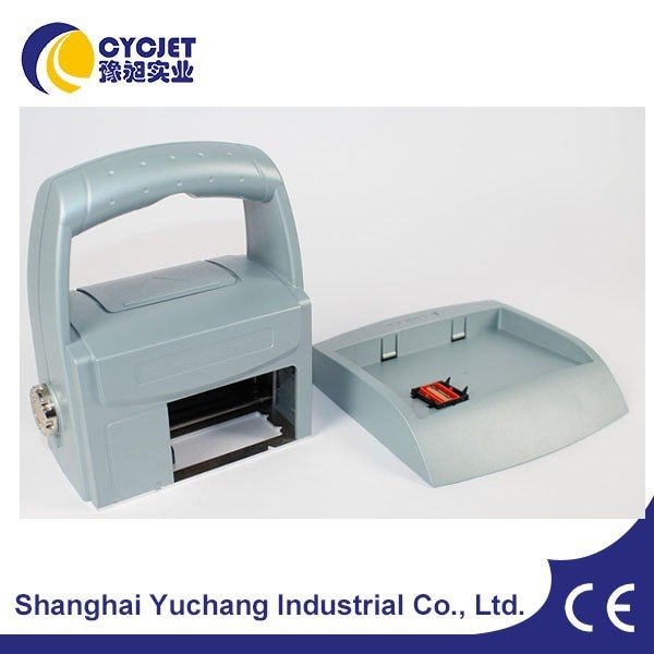 Máquina de codificación Manual de impresora CYCJET/de chorro Manual