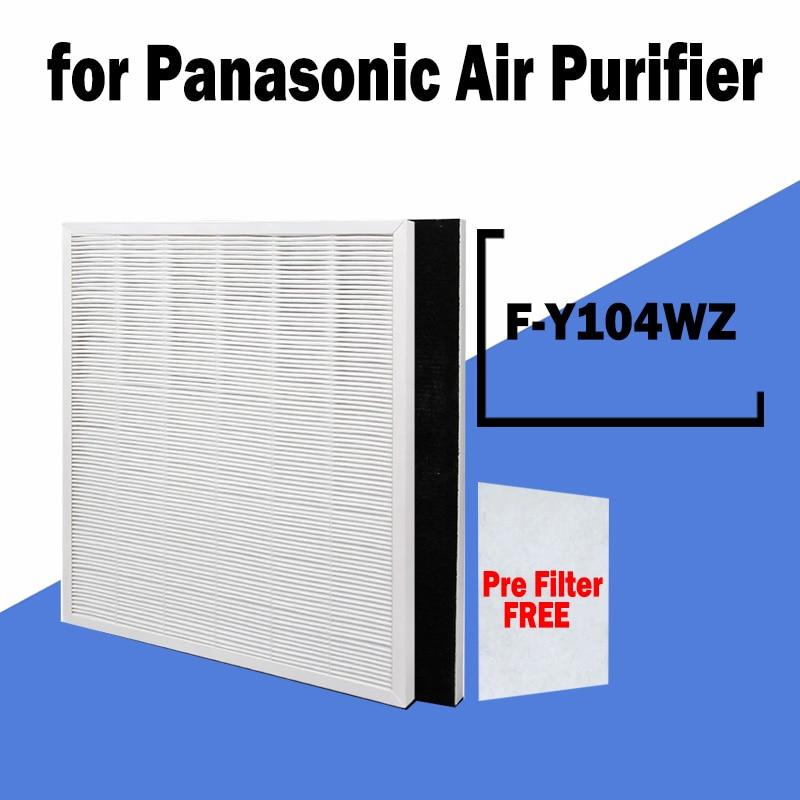 Пылевой фильтр Hepa F-Y104WZ для цифрового фотоаппарата Panasonic очиститель воздуха F-P04DCZ F-P04DMZ F-P04DTZ F-P04DXZ PMC30C F-P04DCZ F-P04DMXZ F-PDC30C