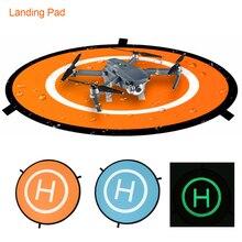 Coussin datterrissage de Drone Portable pour DJI Mavic pro pliable rapide-pli dans la protection de terre sombre pour Air pro Phantom 4 pro tout Gadget de course RC