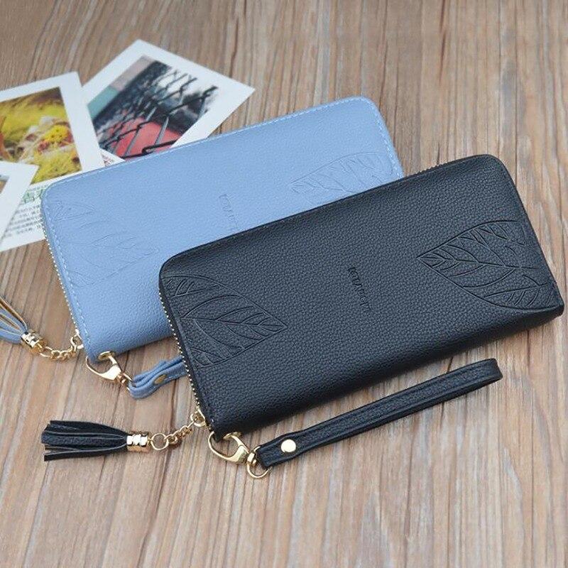 Женские бумажники и кошельки кошелек из искусственной кожи женский