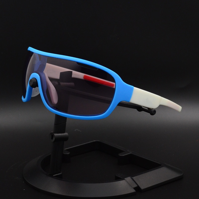 Gafas de ciclismo polarizadas, gafas de sol polarizadas para deportes al aire libre, MTB, gafas de ciclismo para hombre y mujer, gafas de sol para beisbol, gafas de 4 lentes