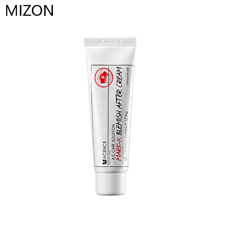 MIZON Acence Mark-X Blemish After Cream 30ml Acne Treatment Whitening Face Cream Scar Blackhead Remover Repair Korea Cosmetics