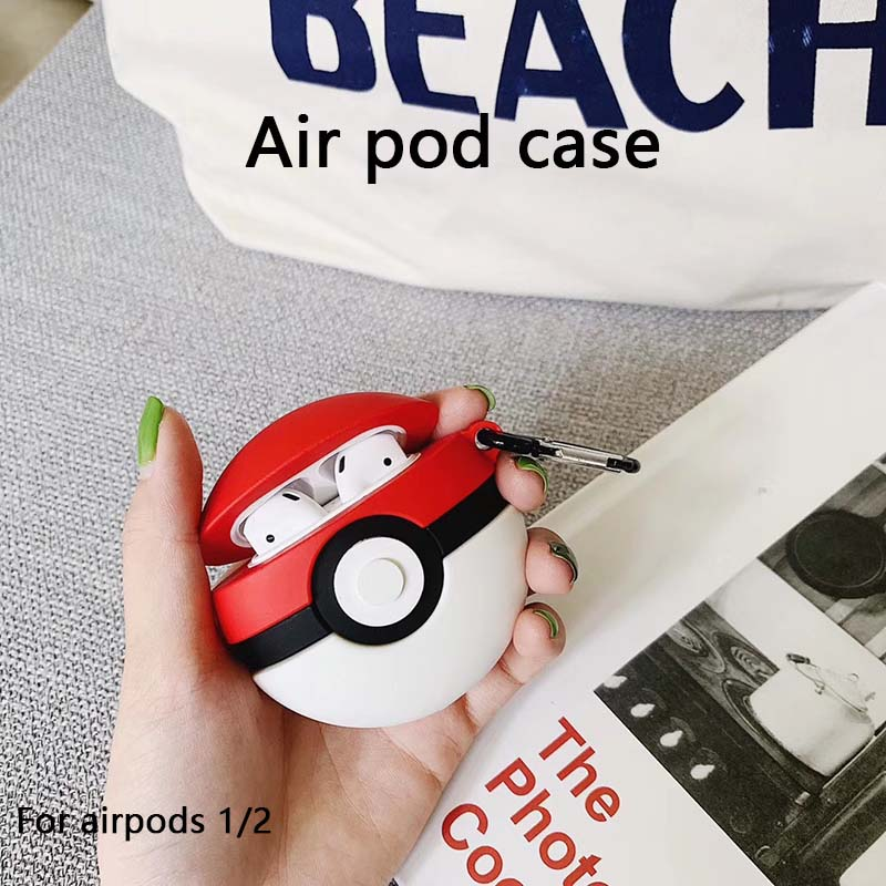 AliExpress - Air pod case applicable to airpods 1/2 elf Ball soft shell bluetooth apple wireless headset airpods gen 2 case