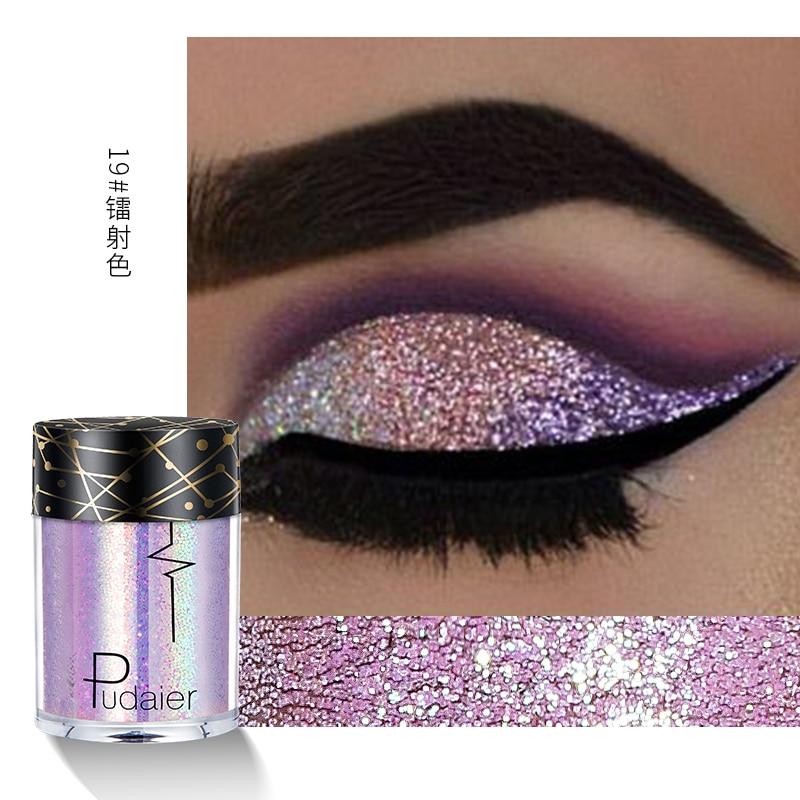 Paleta de sombra de ojos de 24 colores mate, pigmento brillante para ojos, maquillaje, sombra de ojos, brillo facial, Cosméticos brillantes, maquillaje caliente TSLM1