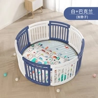baby fence play fence baby indoor home crawling on the ground learning to walk anti fall fence children amusement park playpen