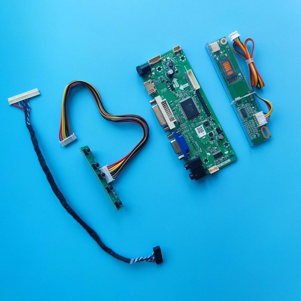 ل LP154W02-B1K7/K1B2/TL02/TL06/TL07/TL08 1680 × 1050 لوحة تحكم لوحة 1 مصابيح 15.4