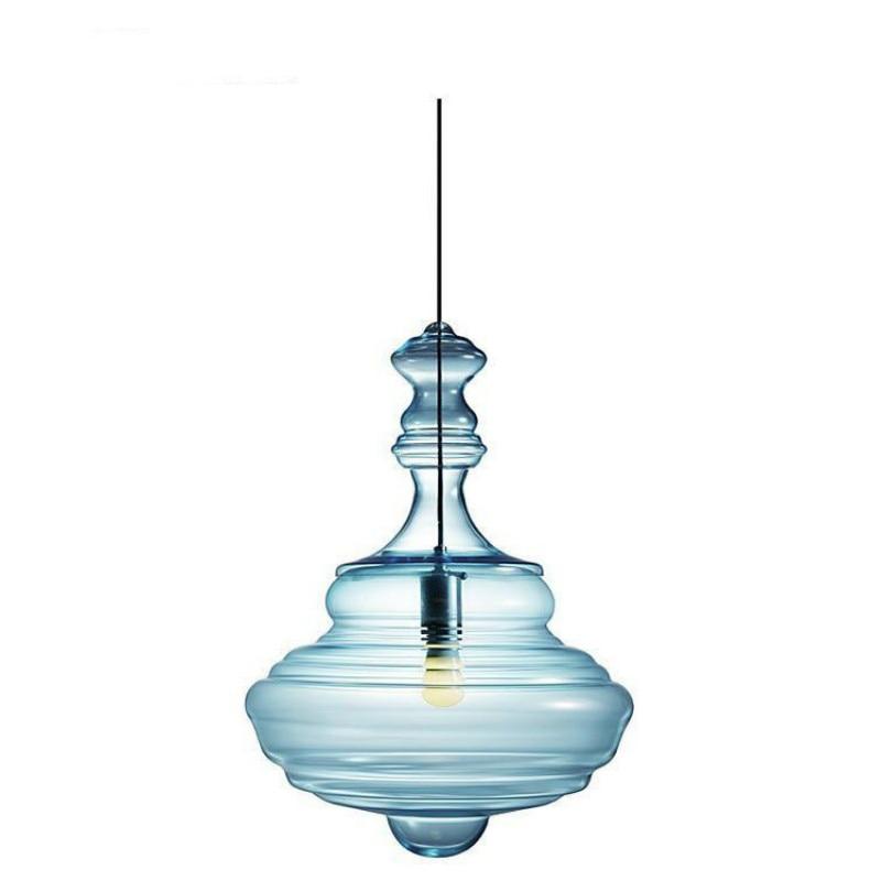 Nordic Design high-end Creative Chandelier Crystal Glass Lustre E27 Pendant lamps Living Room Dining Room Cafe Bar Deco lighting