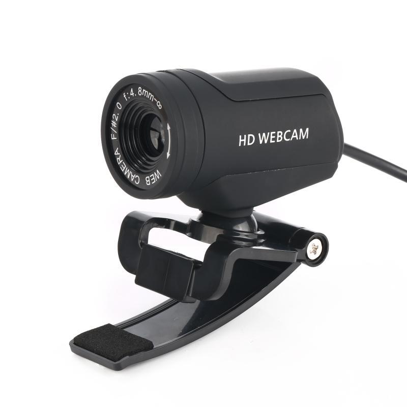 كاميرا ويب بجودة 4K بتركيز تلقائي 360 درجة عالية الوضوح مزودة بمنفذ USB 2.0 مع ميكروفون للكمبيوتر والكمبيوتر المحمول والكمبيوتر المكتبي والبث الم...
