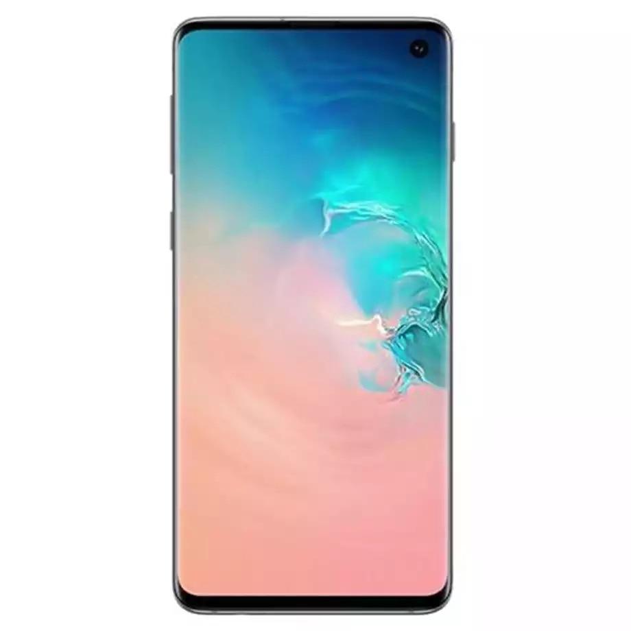 Фото5 - Оригинальный разблокированный Samsung Galaxy S10 S10 + S10e G970U/F G973U/F G975U/F Восьмиядерный Snapdragon 855 LTE Android Мобильный 16 МП и 12 Мп NFC