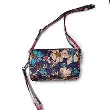 Phone Bag Pouch For Women Shoulde  Bag Card Holders Girl Handbag Ladies Clutch Phone Purse   3 Layer