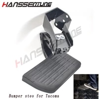 4x4 pickup bed step retractable bumper step for toyota tacoma 2016
