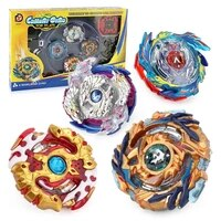toupie bey battle burst turbo metal fusion bay blade gyro boys toys christmas gift spinning tops with arena launcher set