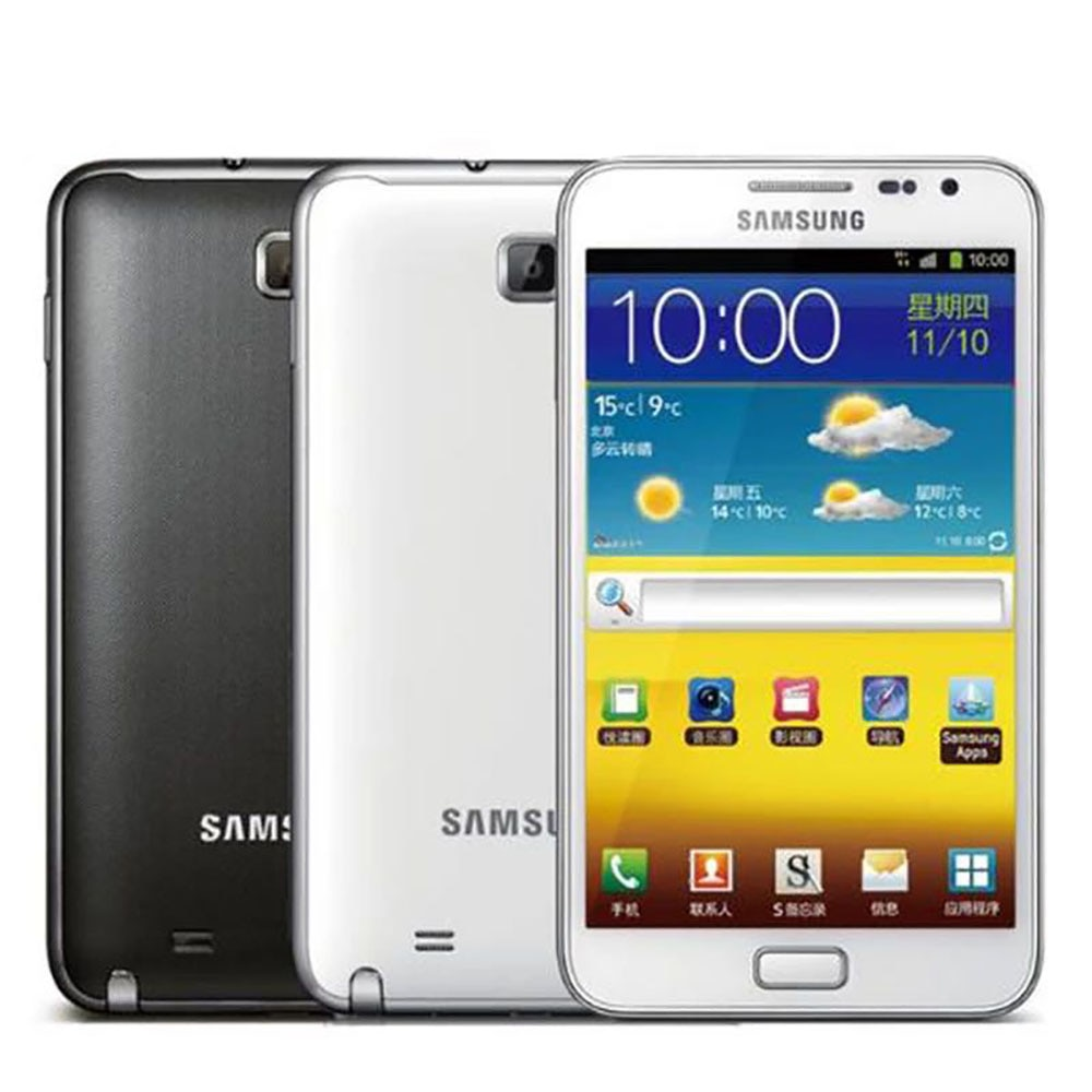Samsung-teléfono inteligente Galaxy note N7000, móvil renovado, Original, doble núcleo, 5,3 pulgadas,...