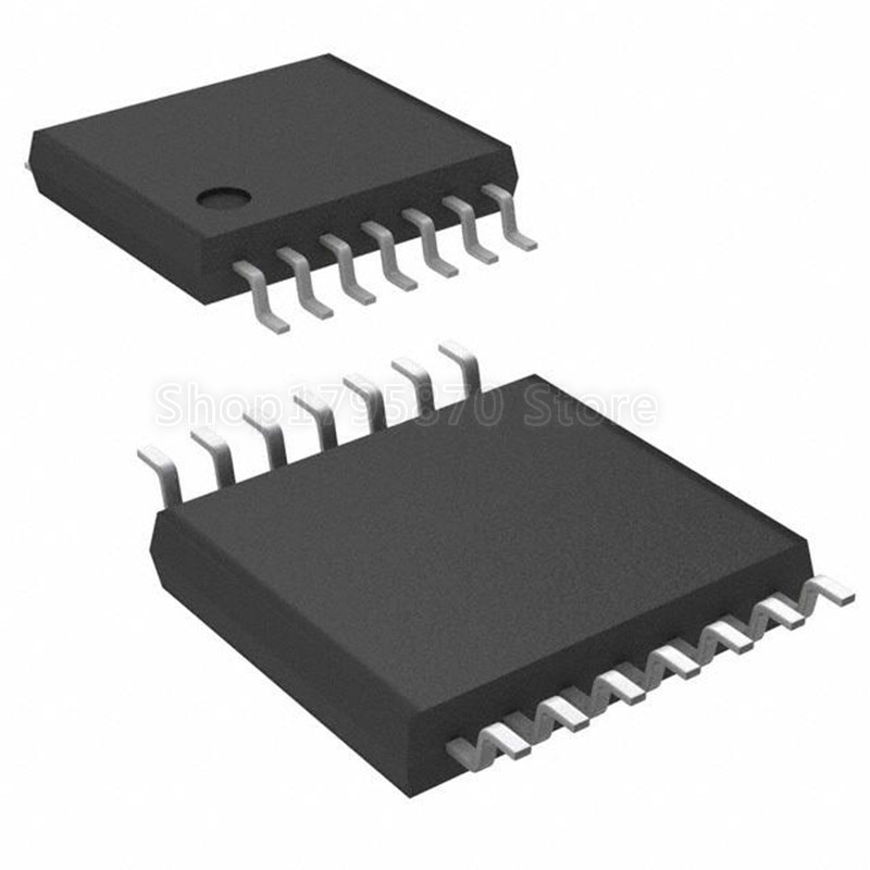 74LVC14APW,118 TSSOP14 74LVC14APW LVC14A TSSOP-14 Hex inverting Schmitt Trigger-