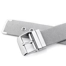 High Quality 20MM Stainless Steel Wrist Band for Xiaomi Mijia quartz watch/Huami Amazfit Bip Youth W
