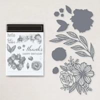 clear stamps and cutting dies hello best wishes thanks happy birthday flowers for diy scrapbook photo album craft card 2021new