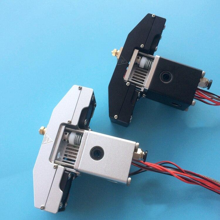 1 مجموعة UM2 3D طابعة + المعادن Hotend كيت CNC طباعة رئيس البثق الجمعية كيت 1.75/3 مللي متر hotend ل Ultimaker2