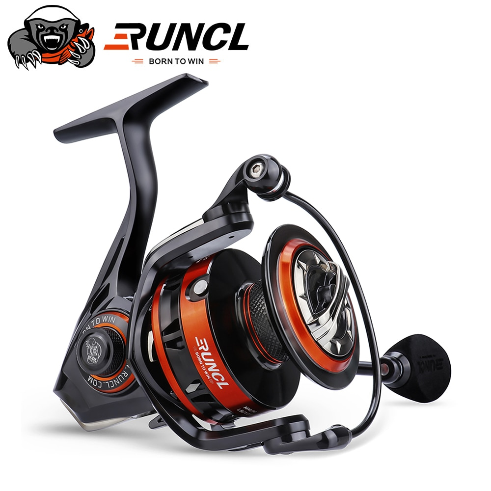 runcl-carrete-de-pesca-giratorio-rushmore-62-1-alta-velocidad-9-1bb-fibra-de-carbono-arrastre-maximo-de-253-lb-carrete-trenzado-listo