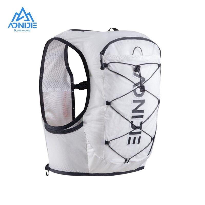 Ультралегкий жилет для бега AONIJIE C9108, рюкзак с гидратором, Портативная сумка, сумки для походов, кемпинга, пешего туризма, марафона, велоспорт...