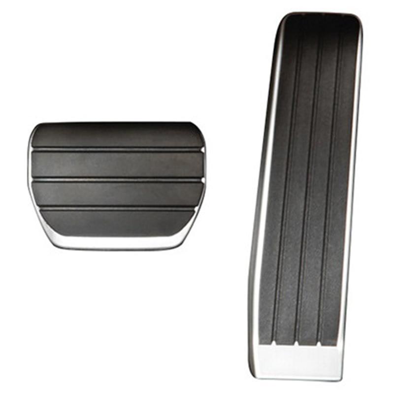 Pedais do carro capa pé pedal de combustível freio embreagem pedais capa para mazda3 axela 2019 2020