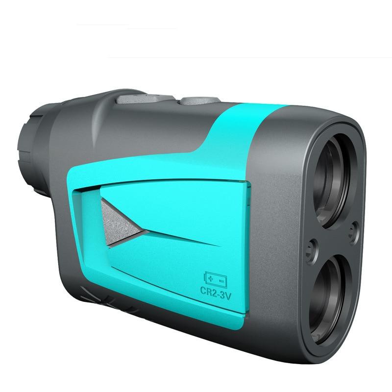 600m PF210 Golf Laser Rangefinder Mini Golf Rangefinder Sport Laser Measure Distance Meter Adjusted Golf Rangefinder for Hunt