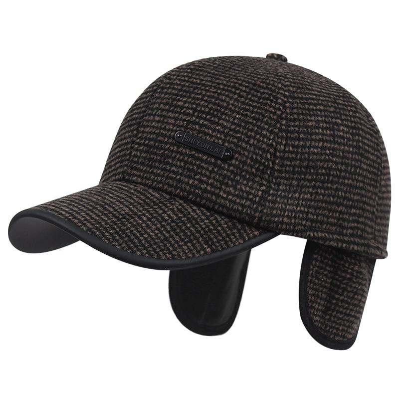 Новая хлопковая мужская шапка, регулируемая бейсболка, спортивная шапка для улицы, мужская и женская мужская шапка для отца, Кепка-тракер