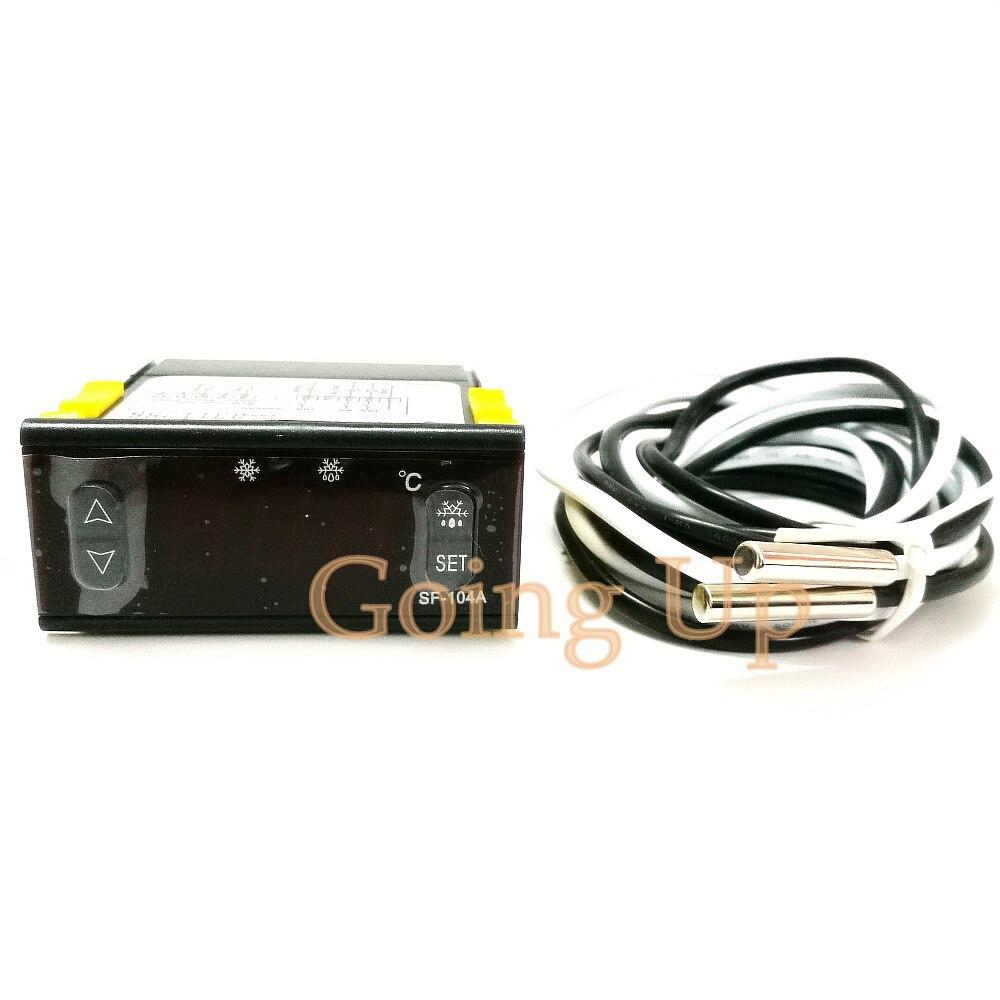SF-104A التبريد الإلكترونية التخزين البارد متحكم في درجة الحرارة تحكم متحكم في درجة الحرارة