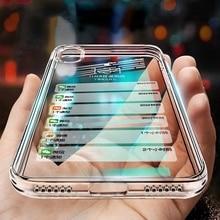 HD Transparent TPU Case for Huawei Honor 6X 6A 7X 7A 7C 8x 8c 9x pro x10 Soft Silicone cellphone case