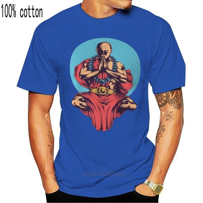 Душевное спокойствие Футболка Будда медитации Йога Мужская футболка S 3XL футболки с рисунками из мультфильмов рубашка для мужчин обувь унисекс Новые Модные свободные футболки Размеры Топ|Футболки| | АлиЭкспресс