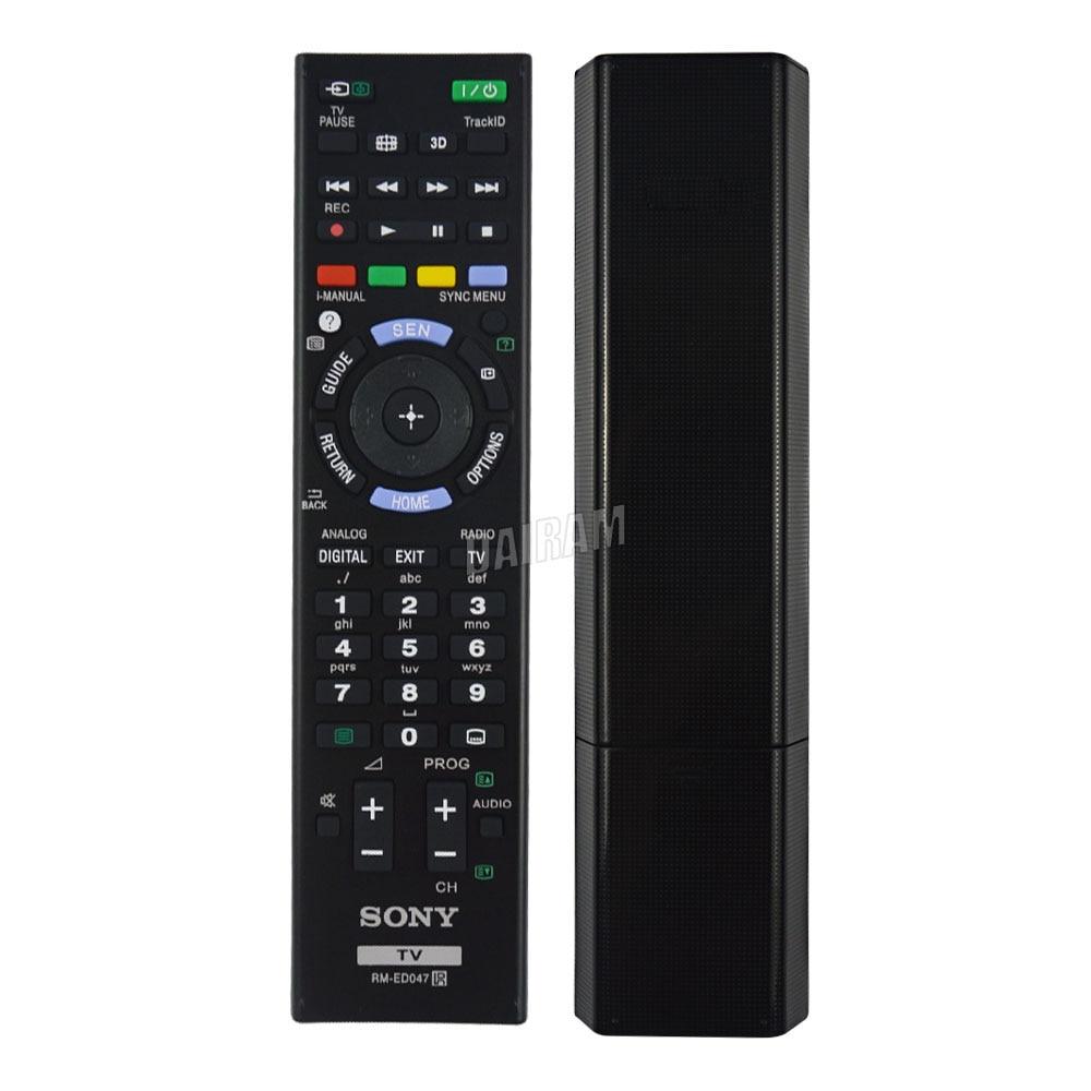 Nuevo CONTROL remoto RM-ED047 para SONY BRAVIA LCD LED TV RM-ED052 RM-ED053...