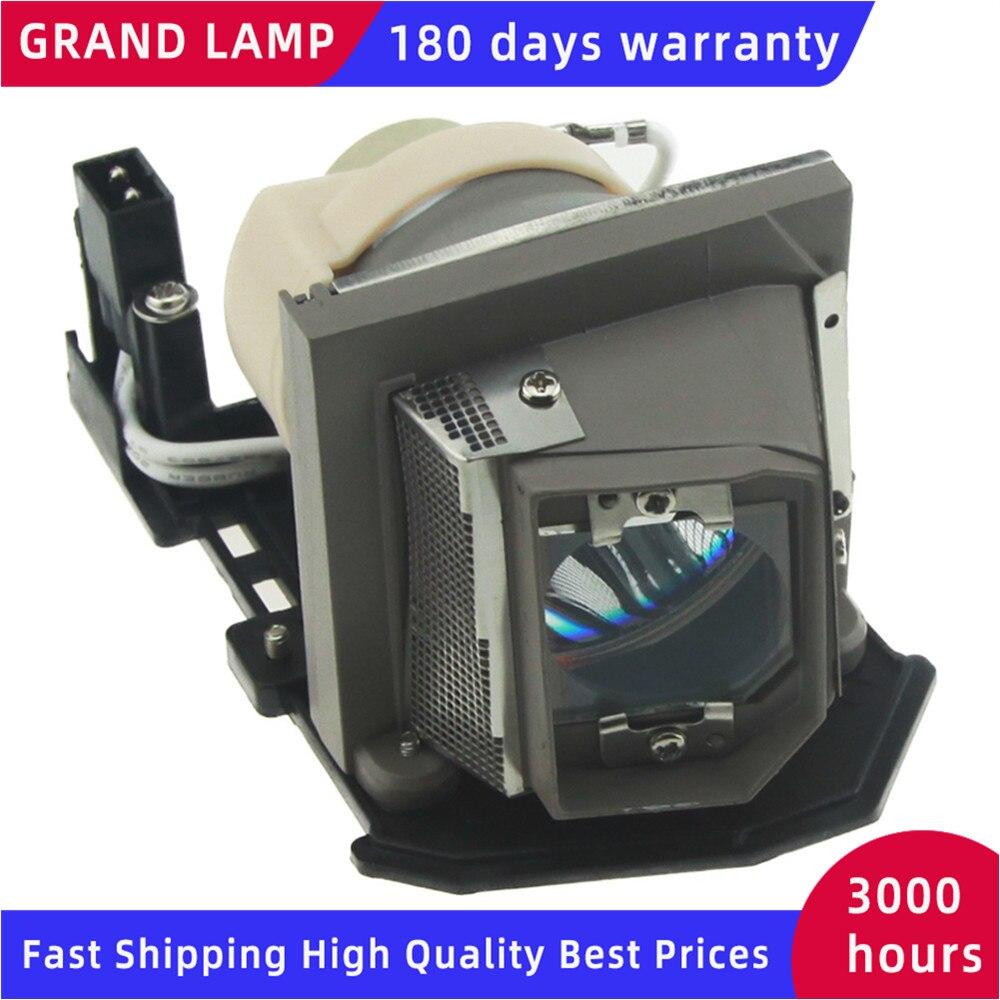 Совместимая прожекторная лампа с корпусом SP.8LG01GC01 для OPTOMA DS211,DX211,ES521,EX521,OPX2630,PJ666,PJ888,RS515