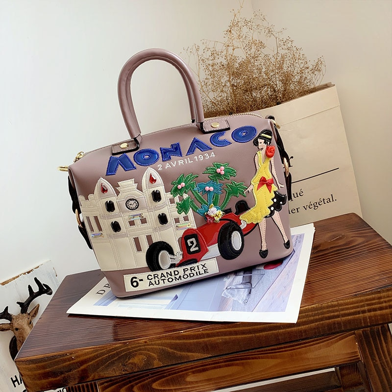 Fashion Women Handbags High Quality Pu Leather Female Small Shoulder Bag Famous Brands Ladies Purses Crossbody Bags for Women