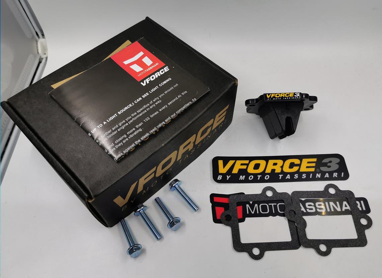 Reed Valve V-Force For Yamaha 50 YQ Aerox R E2 2003-2012