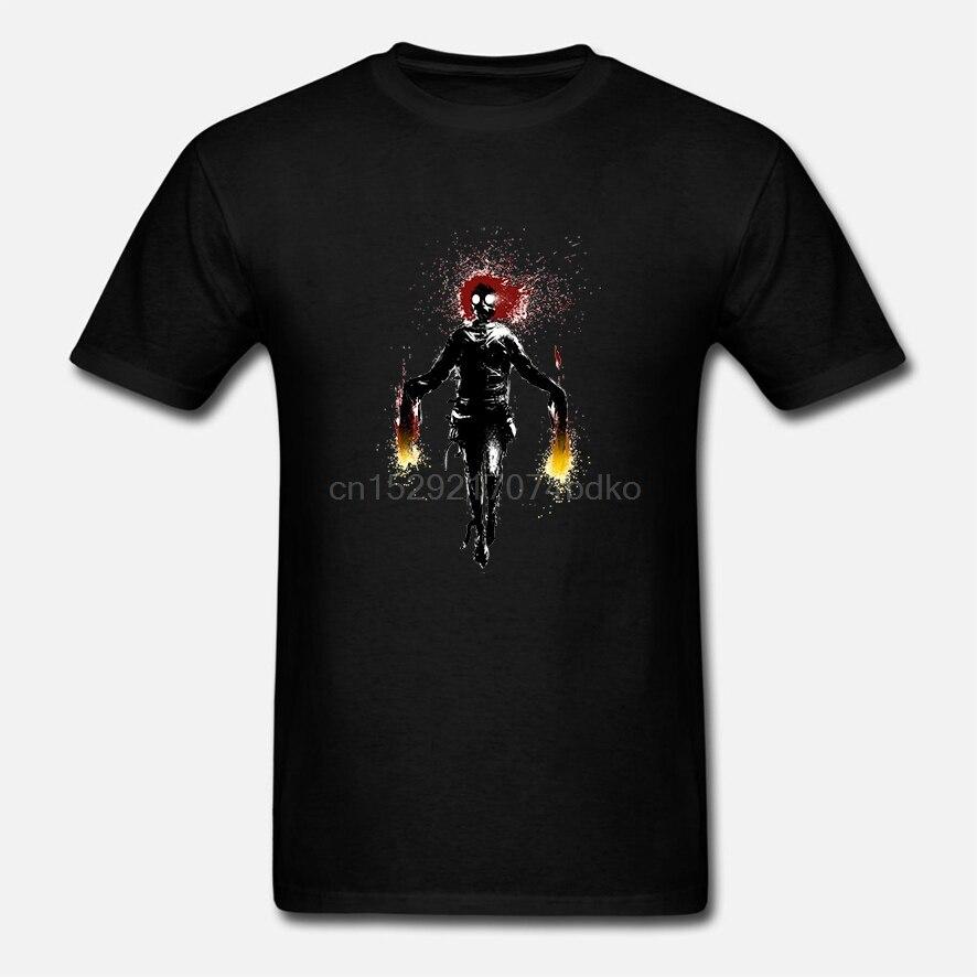 Street Mantis Metal Gear Solid 5 men Clothing Male Slim Fit t shirt Man T-shirts Casual T-Shirts mens tops tees cmt
