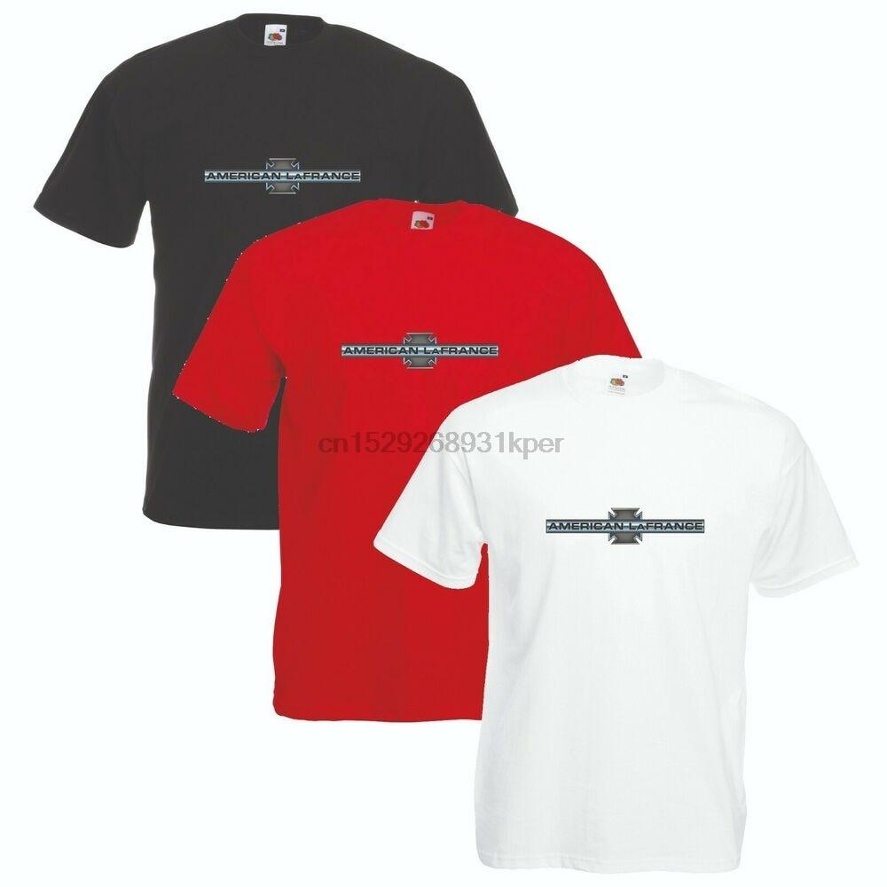 Camiseta americana LaFrance Vintage fuego camión entusiasta varios tamaños colores