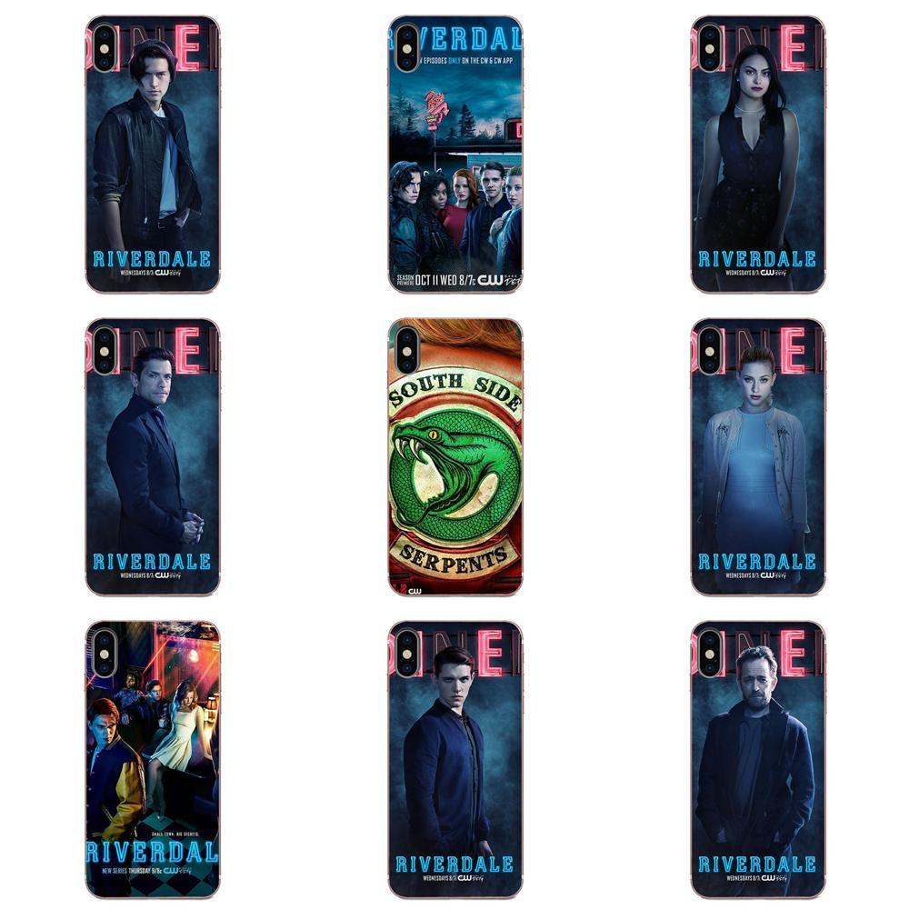 Riverdale del lado sur serpientes serpiente 1 para Sony Xperia Z Z1 Z2 Z3 Z4 Z5 Mini compacto M2 M4 M5 T3 E3 E5 XA XA1 XZ Premium