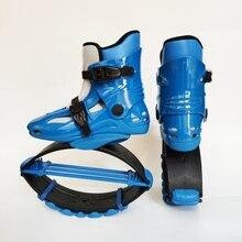 Adultes enfants kangourou chaussures de saut chaussures de rebond poids Recomend 20-110kg(44lb-243lb) chaussures de rebond