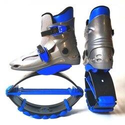 Salto canguru sapatos rebote, salto sapatos, terno para crianças ou adultos
