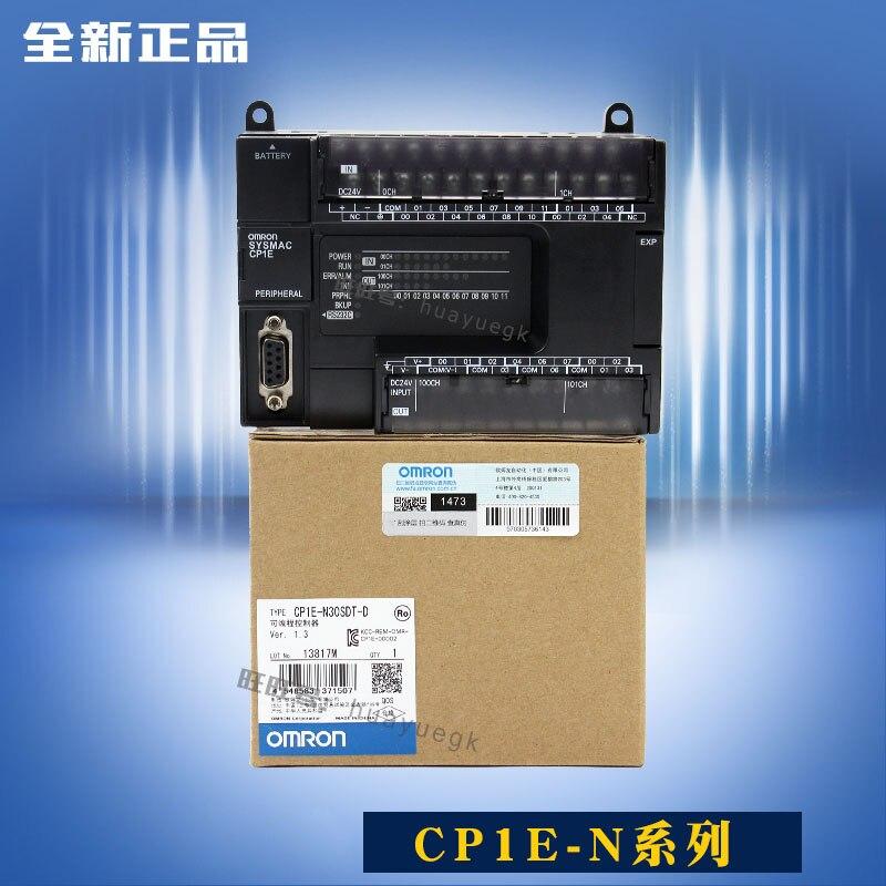 PLC CP1E-N14DR-A, CP1E-N14DT-A de CP1E-N14DT1-A CP1E-N20DR-A, CP1E-N20DT-A CP1E-N20DT1-A, CP1E-N30DR-A, control programable
