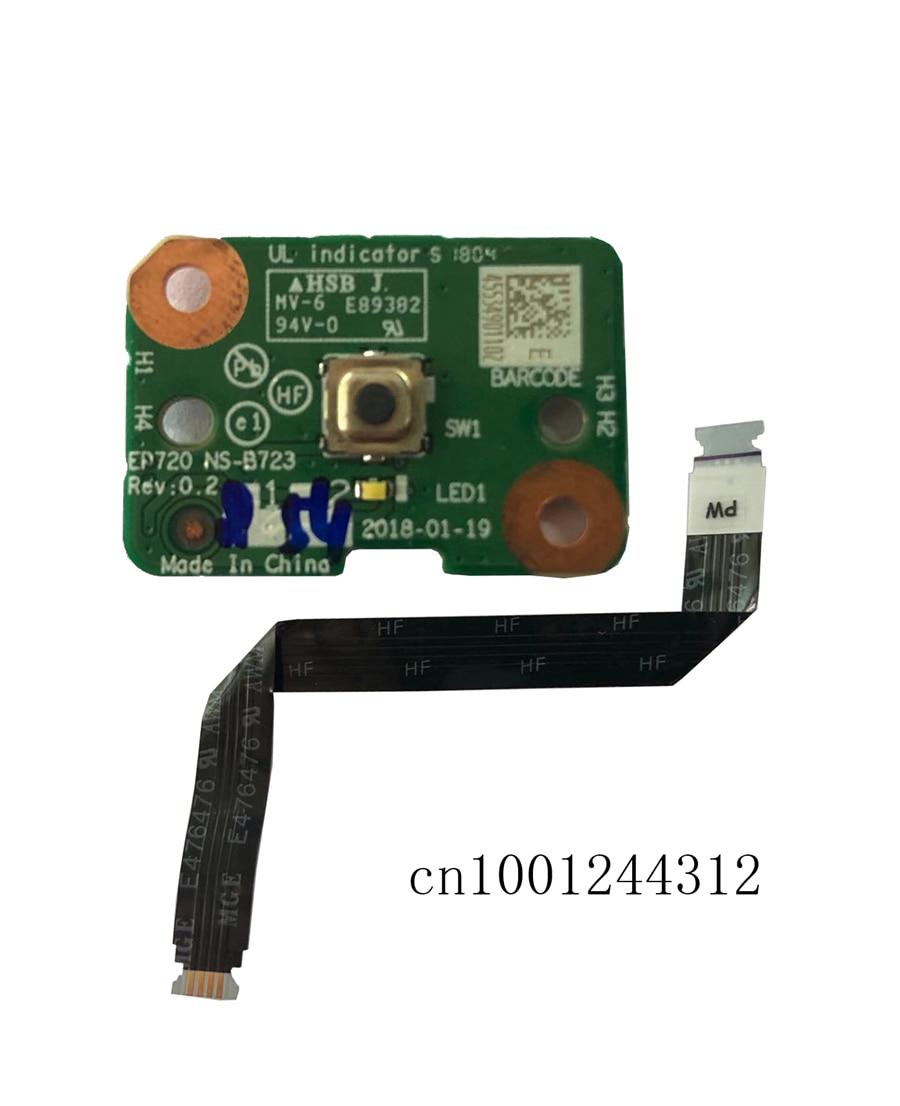 جديد الأصلي لينوفو ثينك باد P72 EP720 الطاقة مجلس مع كابل NBX0001MC20 NS-B723