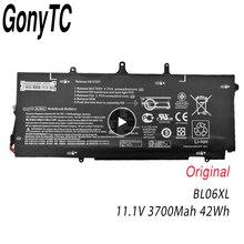 GONYTC original 42Wh BL06XL batterie pour HP Elitebook Folio 1040 G1 HSTNN-DB5D HSTNN-W02C 11.1V