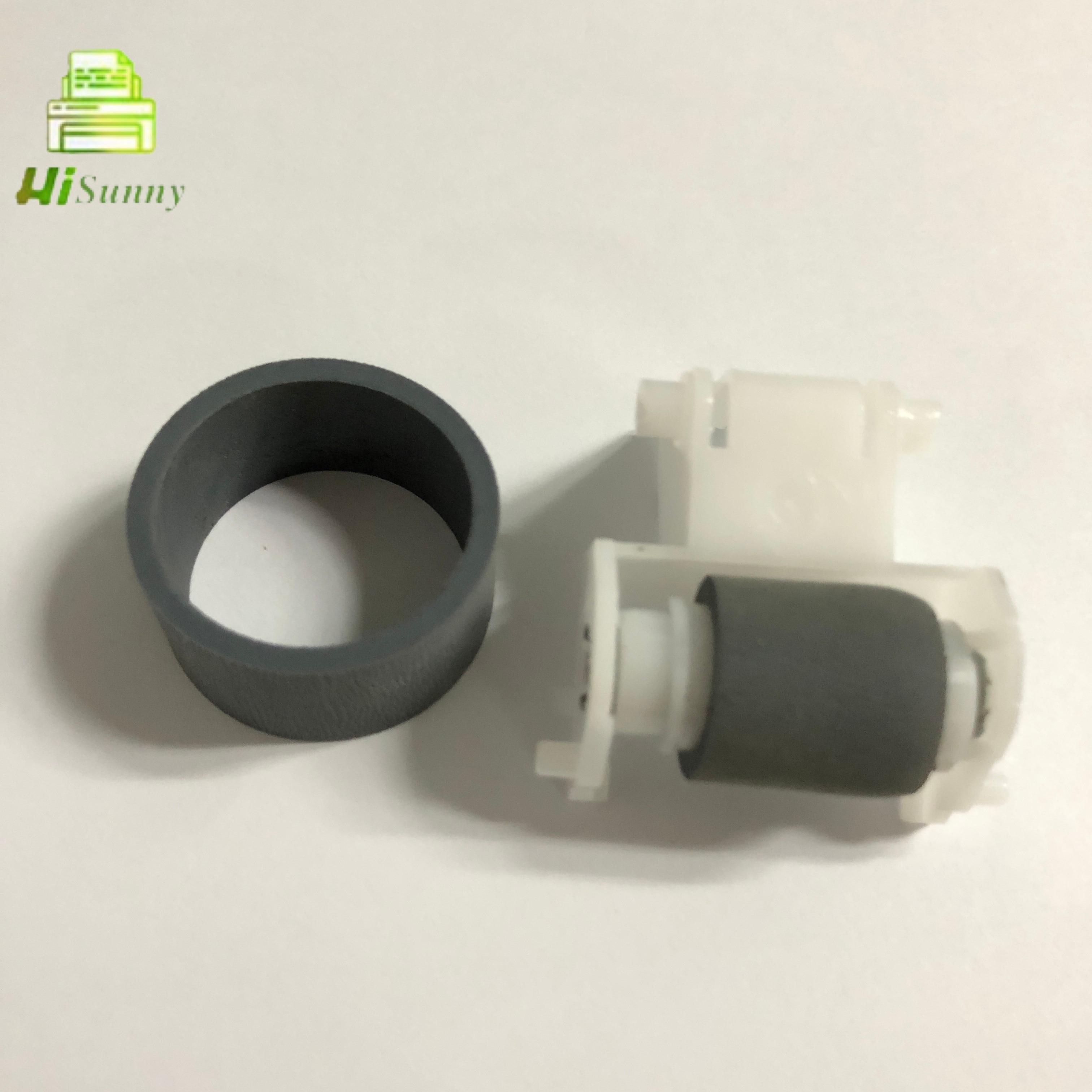 1 Набор Ролик пикапа для Epson R250 R270 R280 R290 R330 R390 T50 A50 RX610 RX590 L801 L800 L805 P50 бумажный Разделительный валик подачи