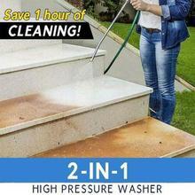 High Pressure Power Car Washer Cleaner Water Garden Gun Wand Nozzle Sprayer Watering Spray Sprinkler Home Garden Cleaning Tool