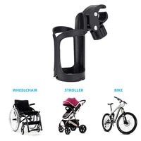 bicycle accessories multifunctional water bottle cup holder baby stroller bike bicycle cycling handlebar mount cage dropshipping