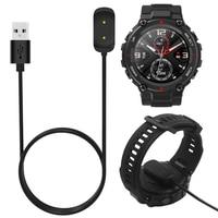 Док-станция зарядное устройство адаптер USB зарядный кабель базовый шнур провод для Xiaomi AMAZFIT T-ReX A1918 спортивные часы GTR 42 мм 47 мм GTS Smartwatch