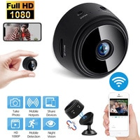 IP Wi-Fi мини-камера наблюдения секретные скрытые камеры удаленное управление мониторинг безопасность защита обнаружение 1080p видеокамеры