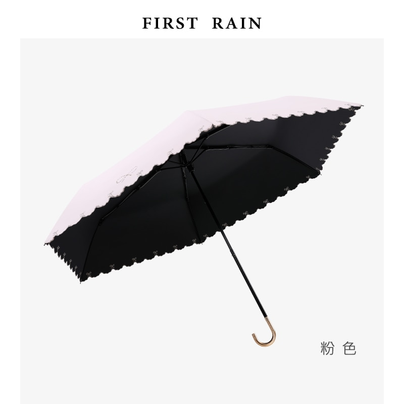 Anti Uv Patio Folding Umbrella Hook Cool Multi Color Umbrella Art Japanese Folding Regenschirm Household Merchandises BL50UM