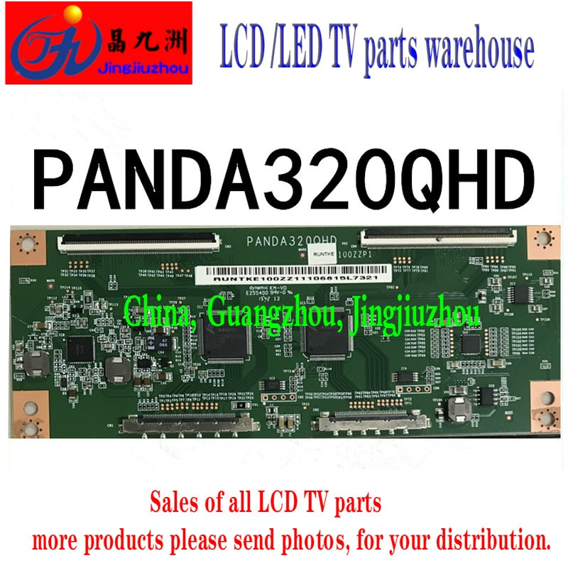 Panda original q3279vwf feiipu 323e7qj placa lógica panda320qhd runtke100zz1
