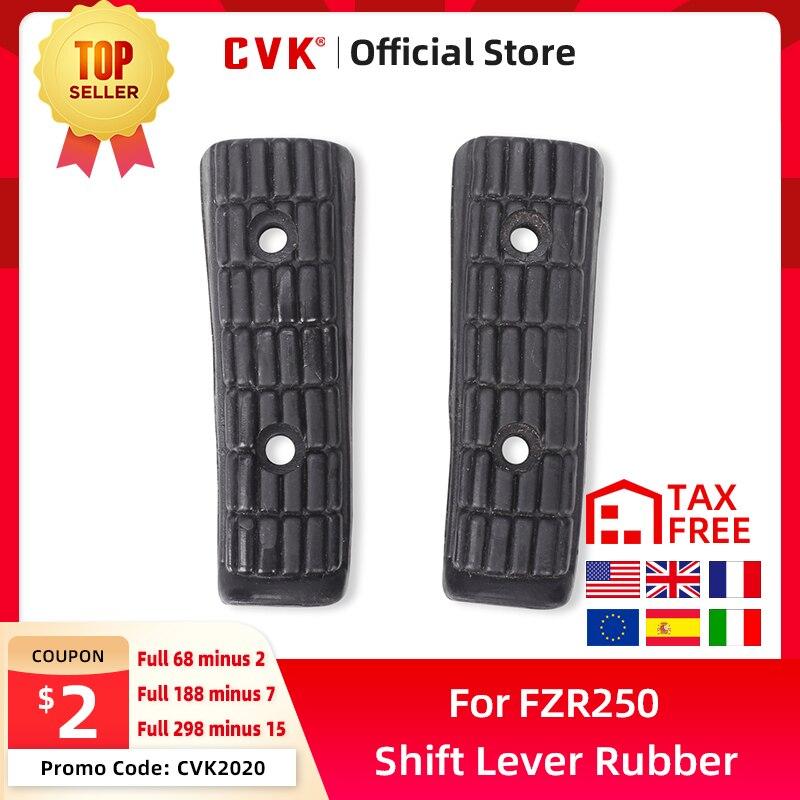 CVK levier de changement de vitesse avant jeu de caoutchouc pour Yamaha FZR250 1HX 3LN FZR400 FZR accessoires de moto